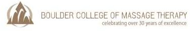 Boulder College of Massage Therapy logo